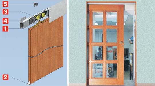 ::: Naji   Aluminium Systems For Sliding, Folding, Pull Apart And Pathway  Doors :::   System HERCULES 2